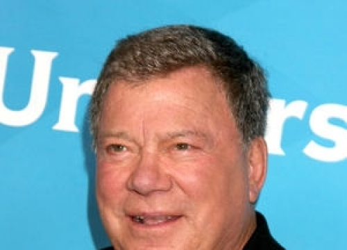 William Shatner Has A Plan To End California Drought