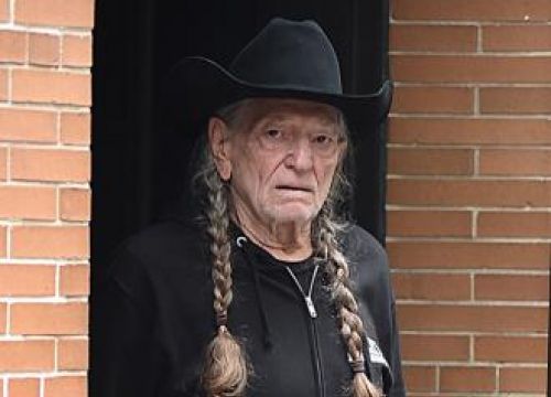 Willie Nelson Busy Writing New Music In Lockdown