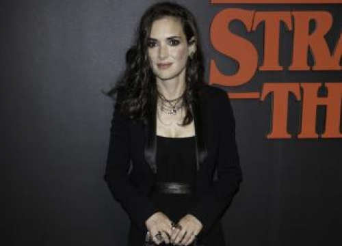 Winona Ryder Was The 'Perfect' Actress To Star In 'Stranger Things'.