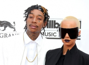 Amber Rose Declares Her Undying Love For Ex-Husband, Wiz Khalifa