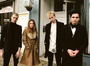 Wolf Alice - Giant Peach Video