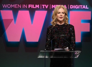 "Nicole Kidman on Hollywood Sexism, ""It's Not An Even Playing Field"""