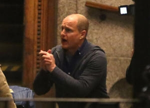 Woody Harrelson's Live Movie Shoot Almost Derailed By Unexploded Bomb