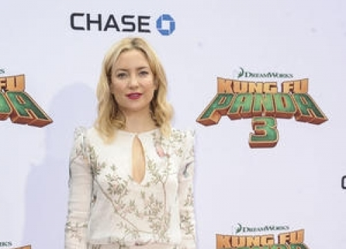 Kate Hudson: 'Meditation Saved My Sanity'