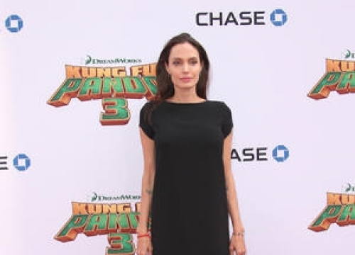 Angelina Jolie Thanks Cambodia For 'Helping Her Become A Mother'