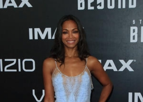 Zoe Saldana: 'Female-led Movies Need Support From Women'