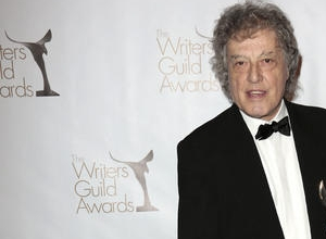 Sir Tom Stoppard Says He Dumbs Down for Modern Audiences