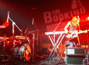 Wye Oak - The Booking Hall, Dover, Kent 14.08.2018 Live Review