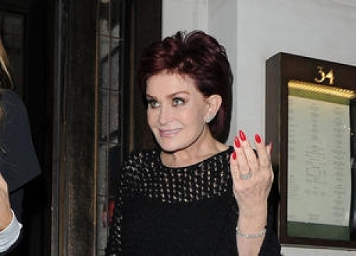 Sharon Osbourne Resumes Work After Back Surgery