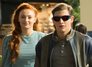 Sophie Turner And Tye Sheridan Dove Into X-Men: Apocalypse