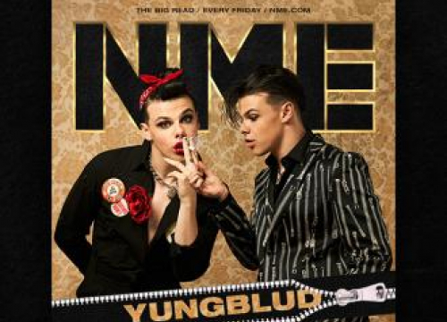 Yungblud Wants To Be The Voice Of A Generation