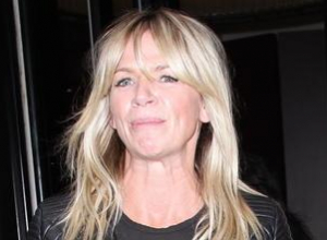 Zoe Ball To Front New Itv Weekend Chat Show