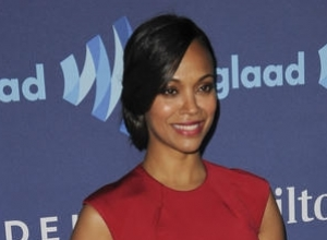 Zoe Saldana Claims Studio, Hearing She Was Pregnant, Considered Writing Her Out Of Film
