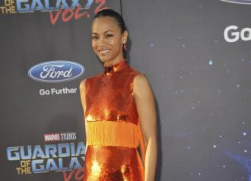 Zoe Saldana Not Defined By Age