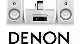 Win A Denon Music System