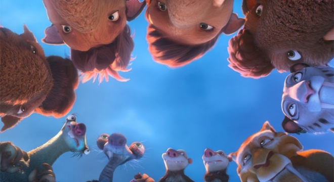 Ice Age: Collision Course - Movie Review