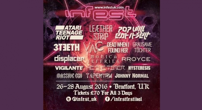 Infest 2016 - Live Review