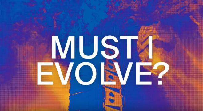 Jarv Is - Must I Evolve Lyric Video