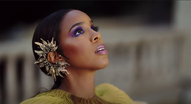 Kelly Rowland - Flowers Video