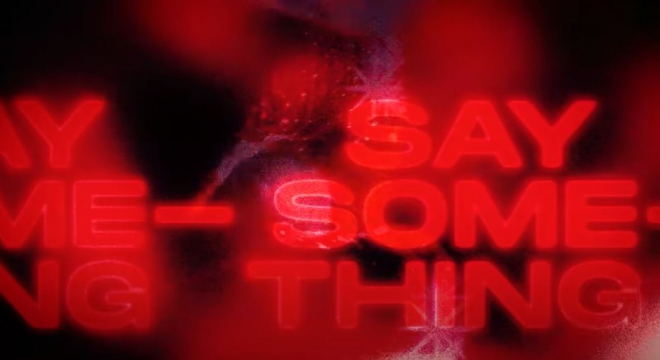 Kylie Minogue - Say Something Video