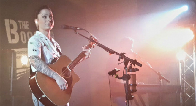 Lucy Spraggan - The Booking Hall, Dover 18.10.2019 Live Review
