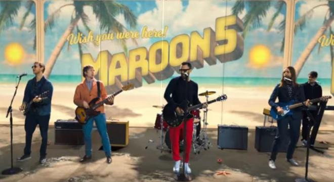 Maroon 5 - Three Little Birds Video