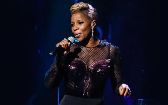 Mary J. Blige - Therapy Audio