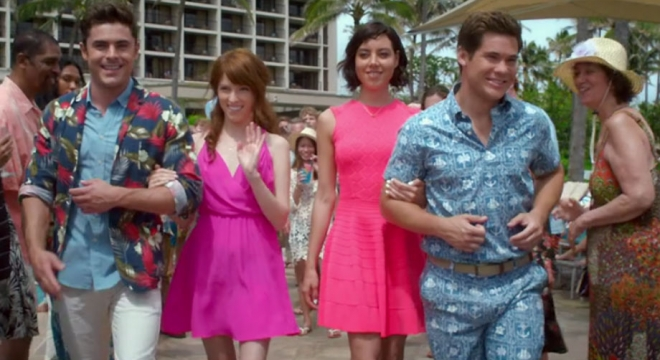 Mike And Dave Need Wedding Dates - Trailer