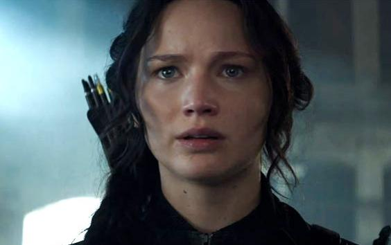 The Hunger Games: Mockingjay Pt. 1 - Teaser Trailer