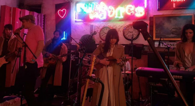 Peter Doherty & The Puta Madres - Fort Road Yard, Margate 14.02.2019 Live Review