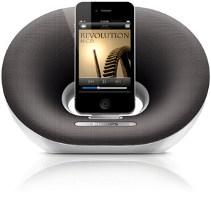 Win a Philips Docking speaker!