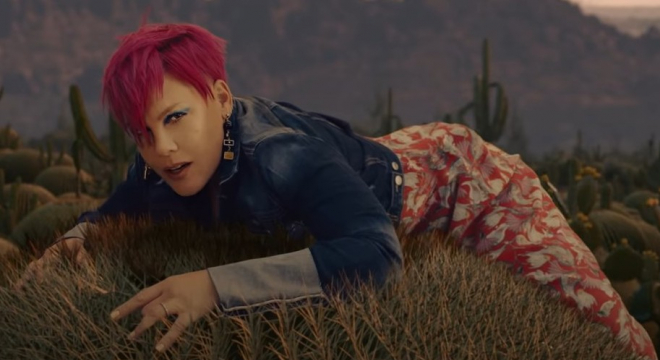 P!nk - All I Know So Far Video