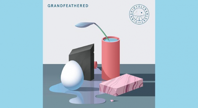 Pinkshinyultrablast - Grandfeathered Album Review