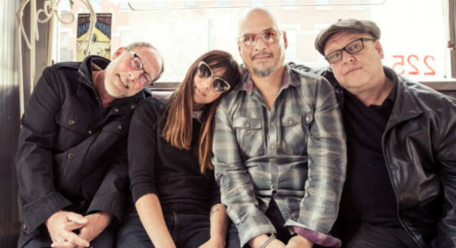 Pixies - Brixton Academy, 28th November 2016 Live Review