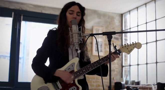 PJ Harvey - The Wheel Video