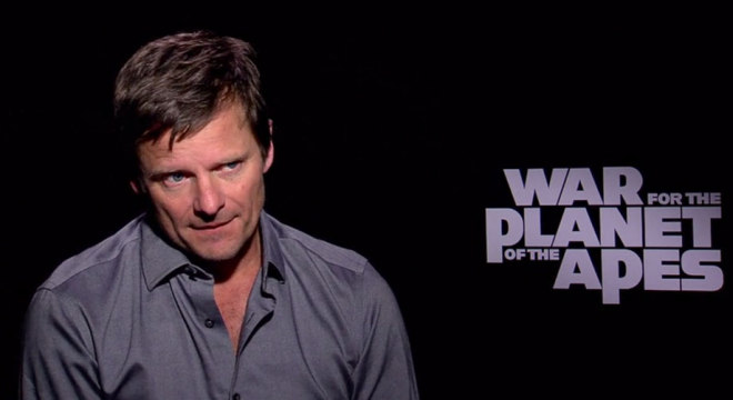 Steve Zahn - War For The Planet Of The Apes Interview