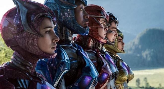 Power Rangers - Trailer