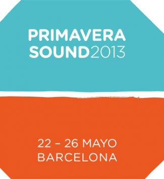 Primavera Sound Festival 2013 -  Preview