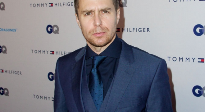 Sam Rockwell - Poltergeist Interview