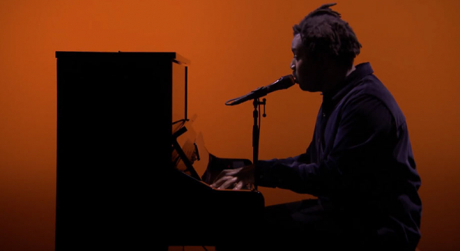Sampha - No One Knows Me [Live] Video