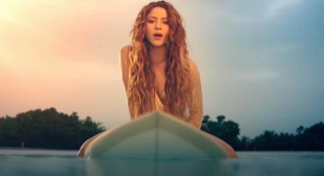 Shakira - Don't Wait Up Video