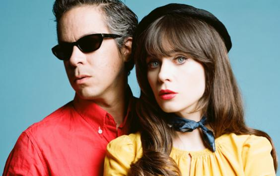 She & Him - Stay Awhile Audio