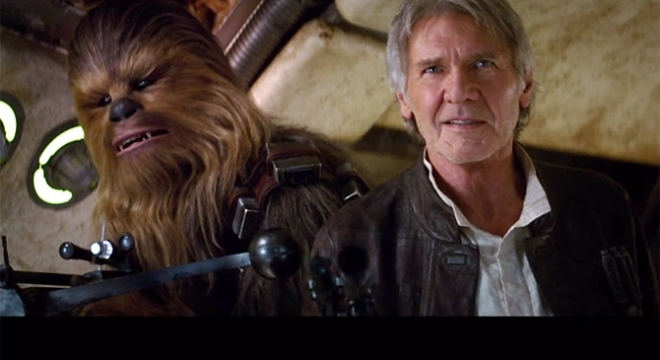 Star Wars VII: The Force Awakens - Trailer & Pictures