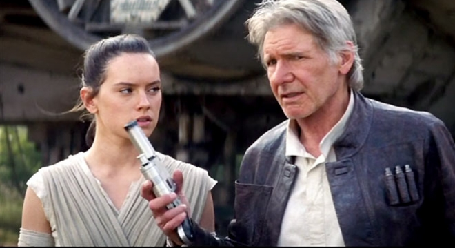 Star Wars: Episode VII - The Force Awakens TV Spot
