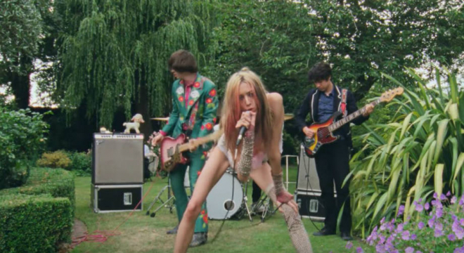 Starcrawler - Bet My Brains Video