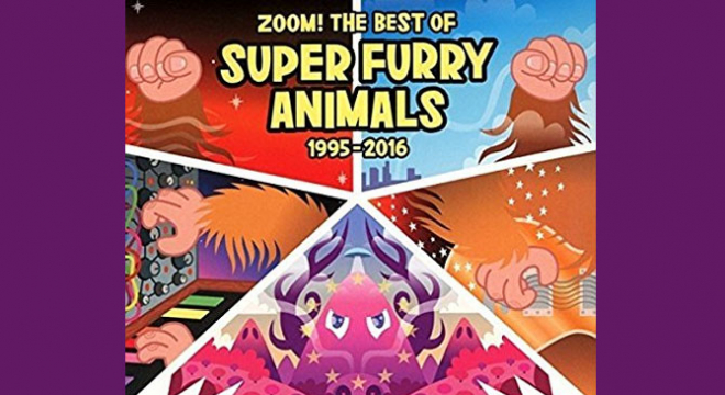 Super Furry Animals - Zoom! The Best of 1995–2016 Album Review