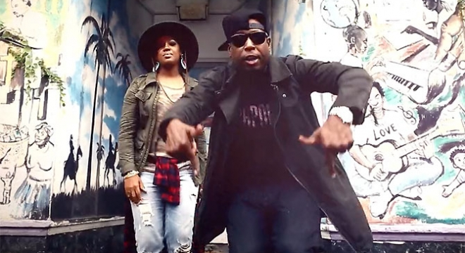 Talib Kweli & 9th Wonder - Every Ghetto (prod. Hi-Tek) Ft. Rapsody Video