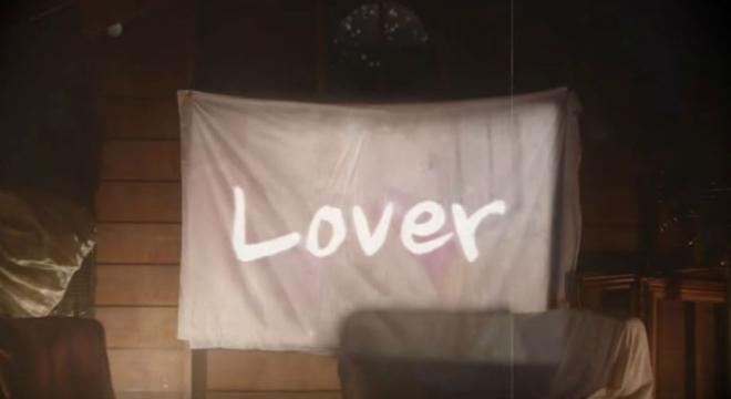 Taylor Swift - Lover Lyric Video