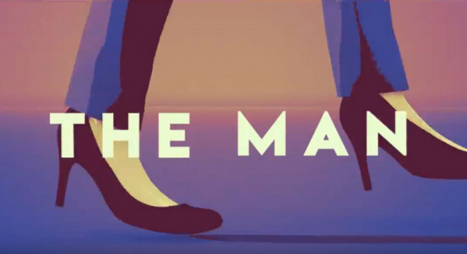 Taylor Swift - The Man Lyric Video