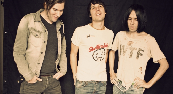 The Cribs - Different Angle Video